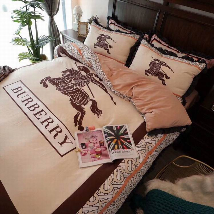 Burberry Bedding Sets 6