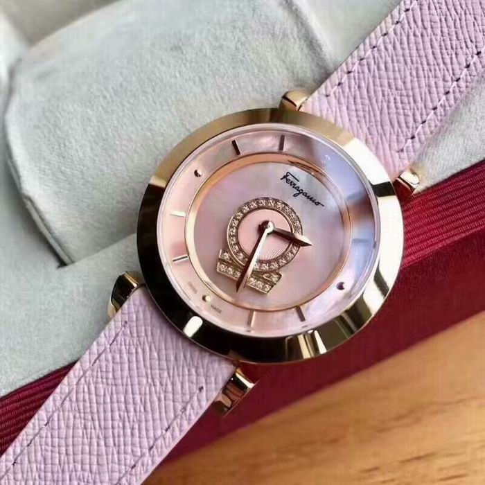 Salvatore Ferragamo Watch 125