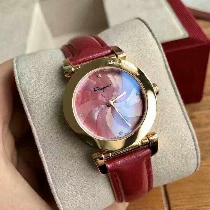 Salvatore Ferragamo Watch 56