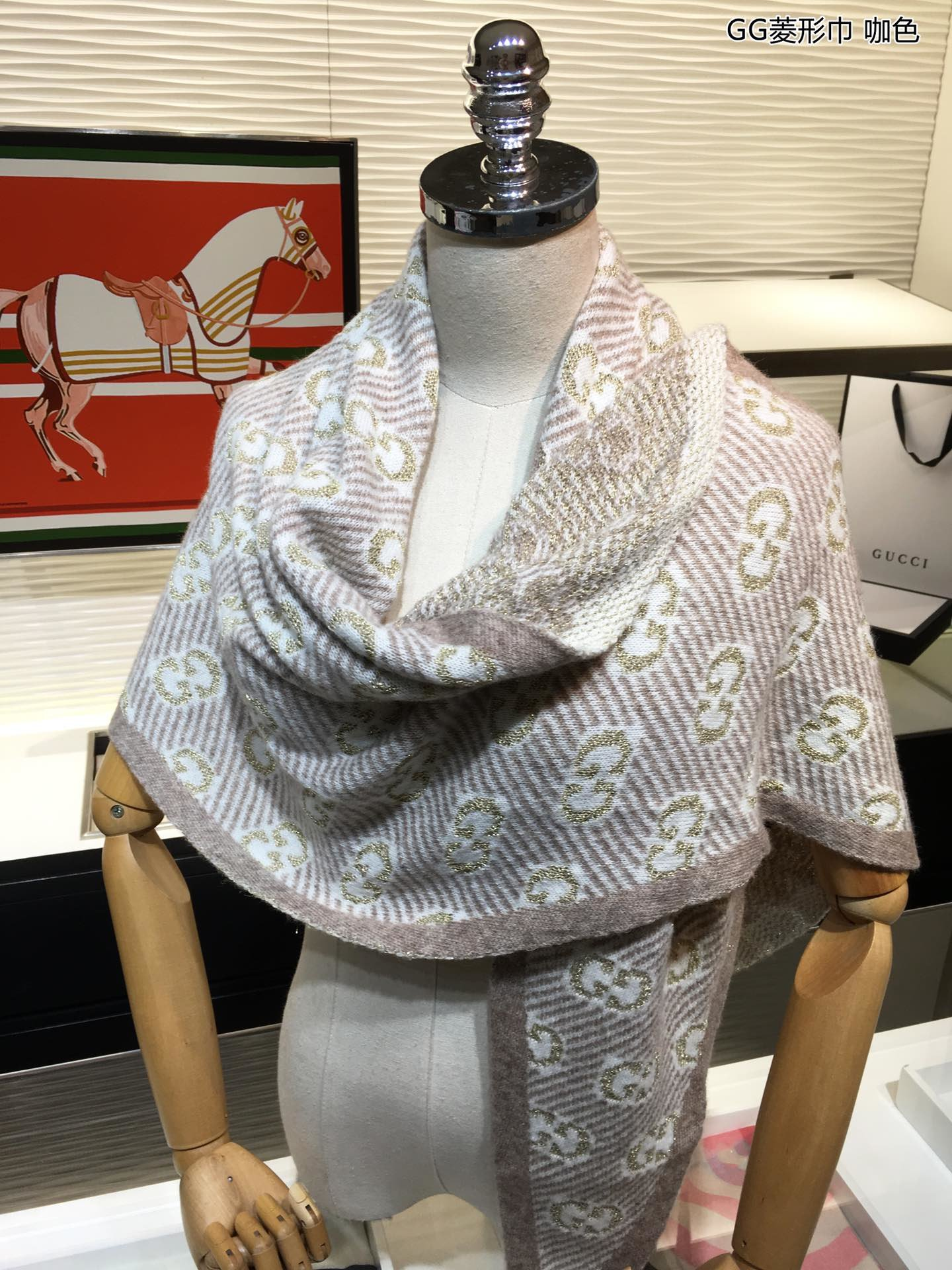 Gucci Scarves 1415