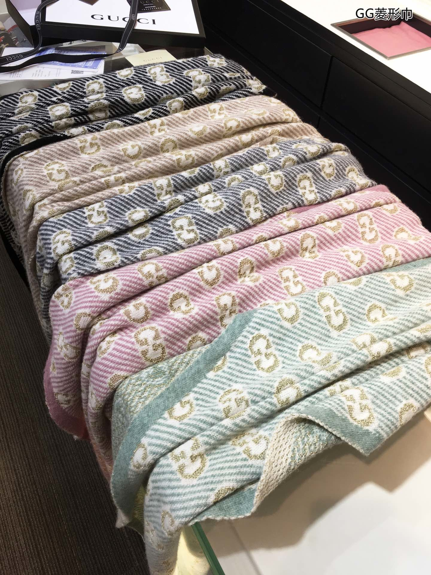 Gucci Scarves 1416