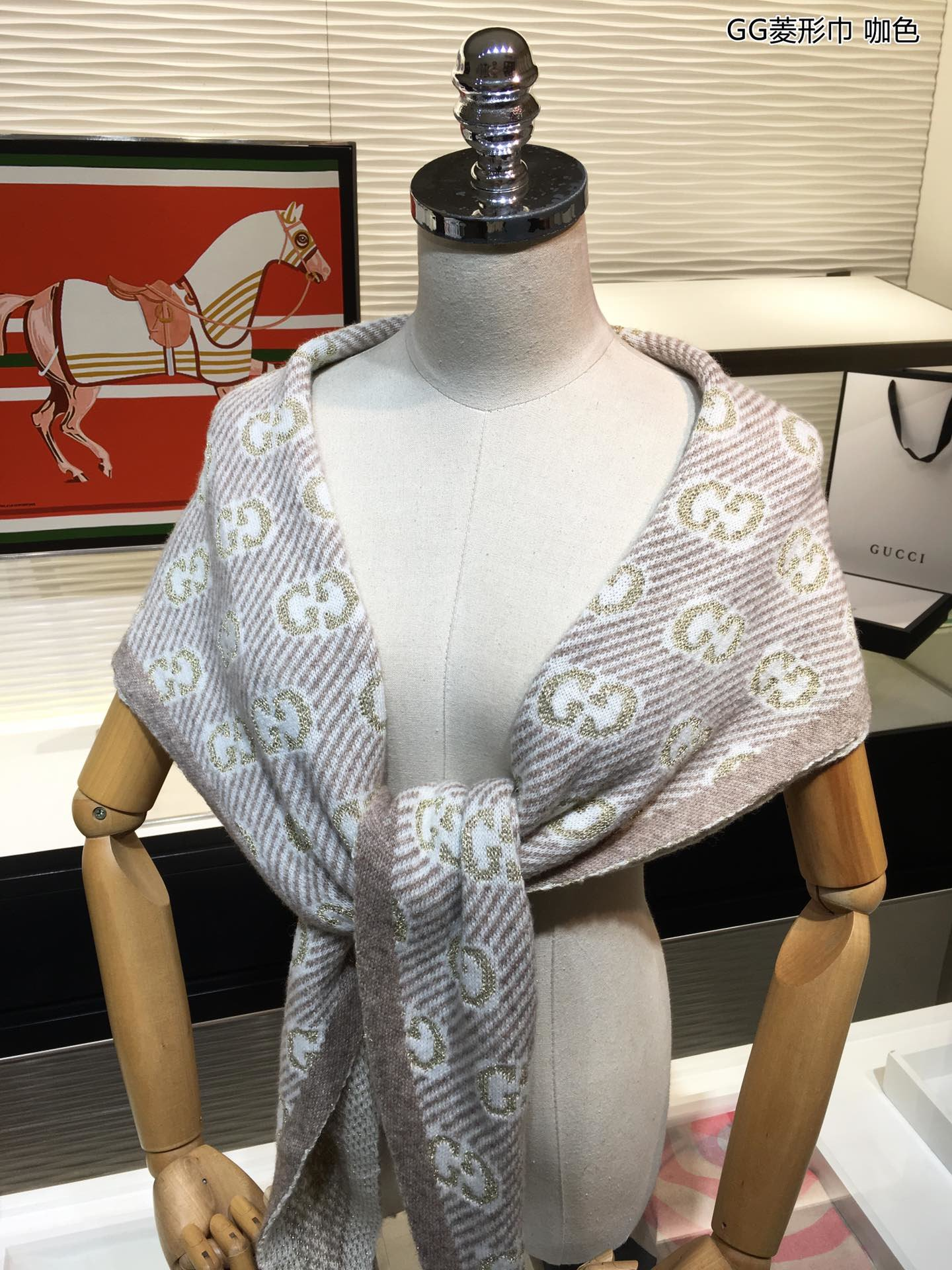 Gucci Scarves 1417
