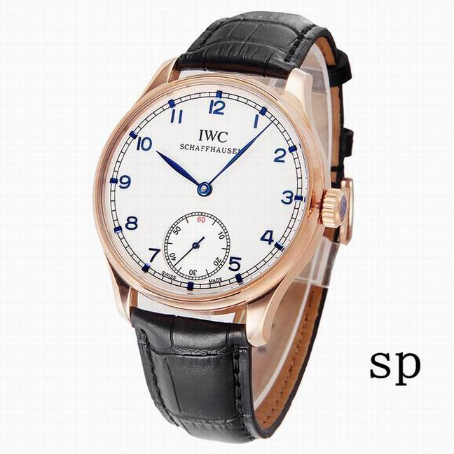 IWC Watch 418