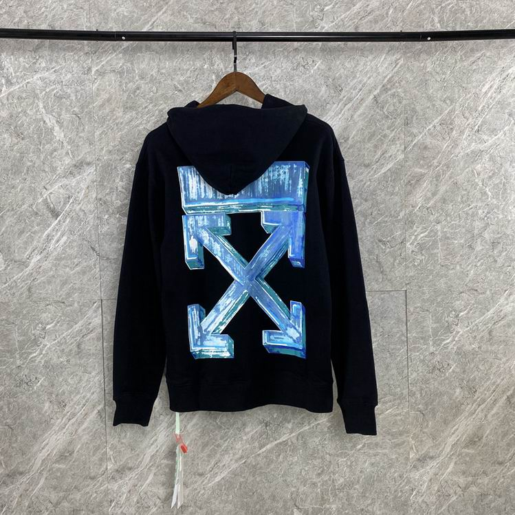 OFF WHITE Men's Hoodies 1140