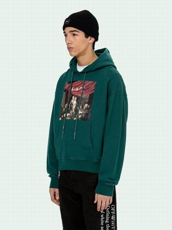 OFF WHITE Men's Hoodies 1162