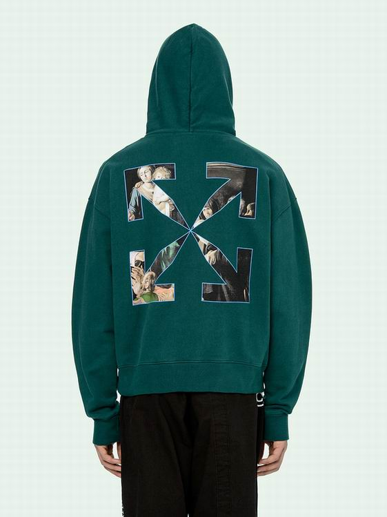 OFF WHITE Men's Hoodies 1163