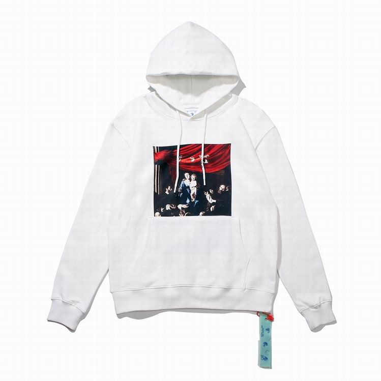 OFF WHITE Men's Hoodies 1166