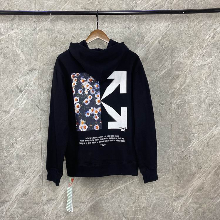 OFF WHITE Men's Hoodies 1193