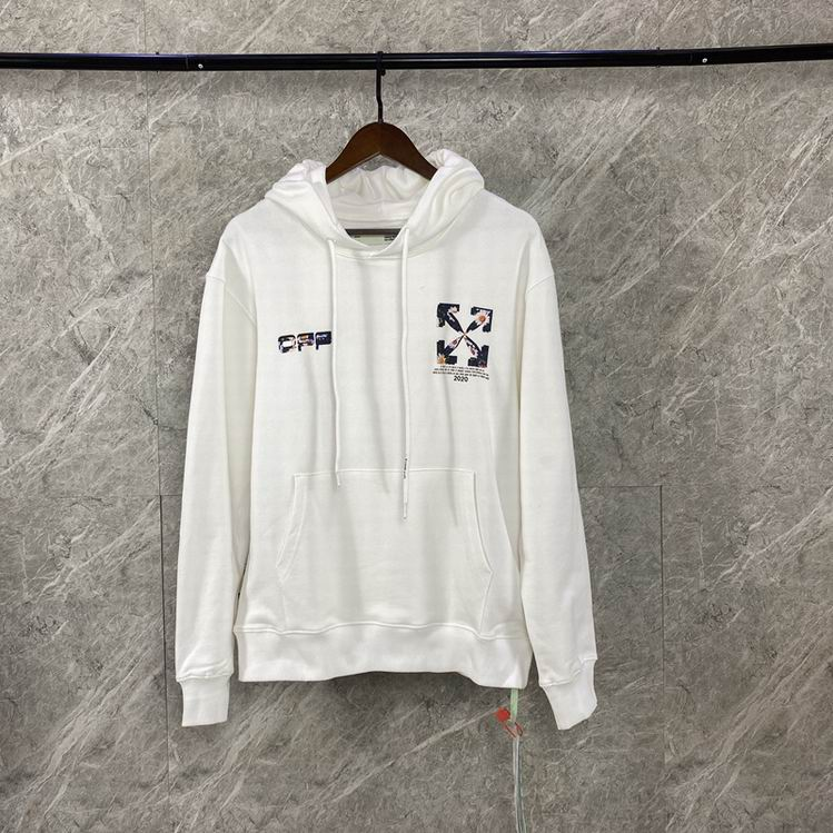 OFF WHITE Men's Hoodies 1194