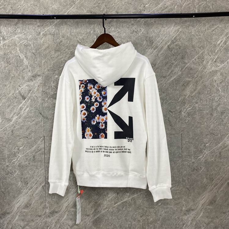 OFF WHITE Men's Hoodies 1195