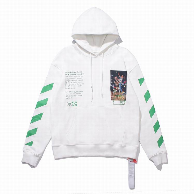 OFF WHITE Men's Hoodies 1196