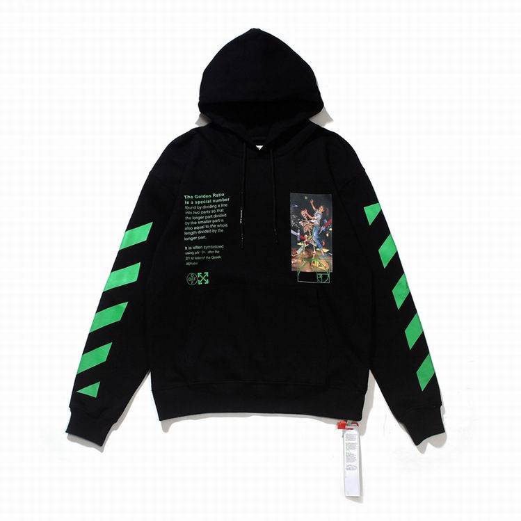 OFF WHITE Men's Hoodies 1198