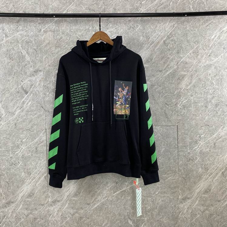 OFF WHITE Men's Hoodies 1200