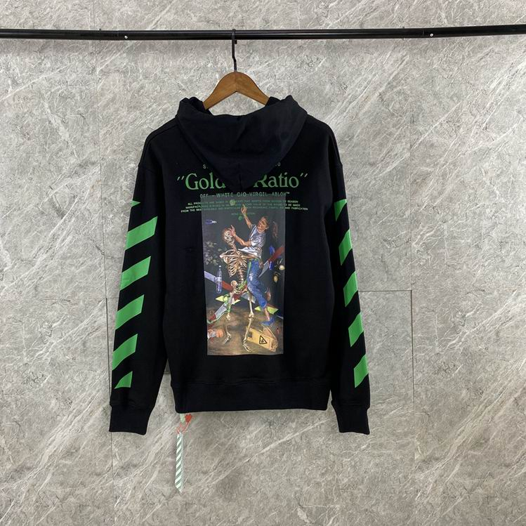 OFF WHITE Men's Hoodies 1201