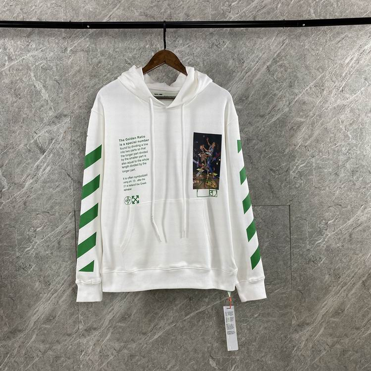 OFF WHITE Men's Hoodies 1202