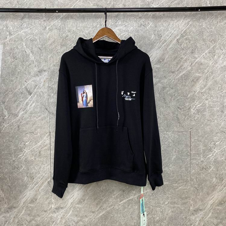 OFF WHITE Men's Hoodies 1204