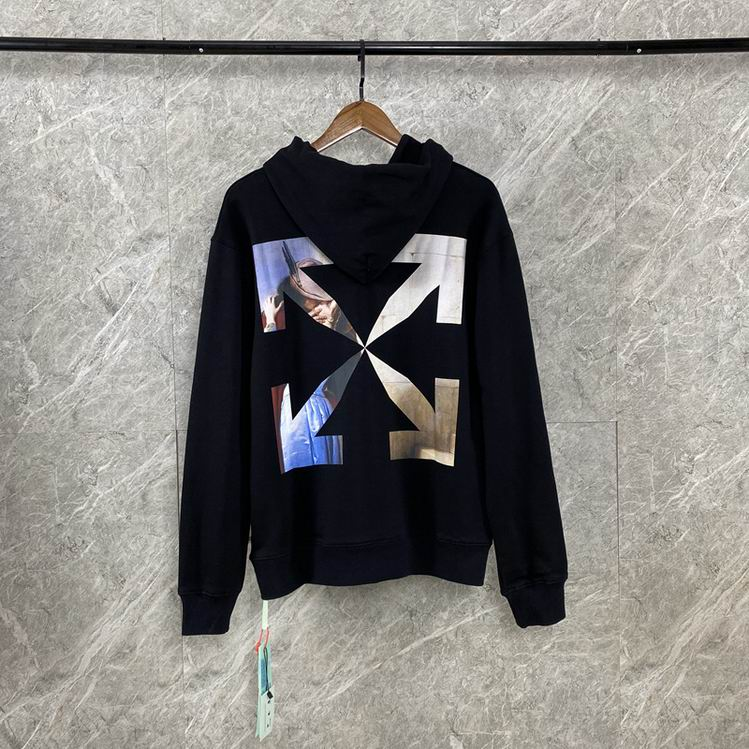 OFF WHITE Men's Hoodies 1205