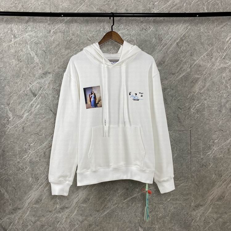 OFF WHITE Men's Hoodies 1206