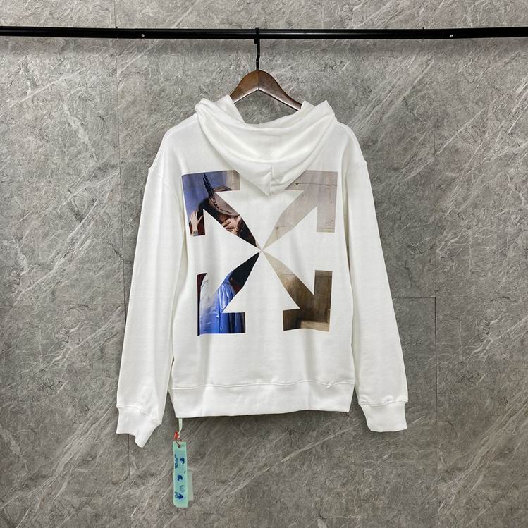 OFF WHITE Men's Hoodies 1207