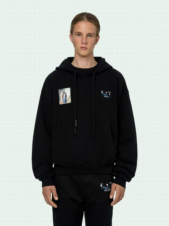 OFF WHITE Men's Hoodies 1208