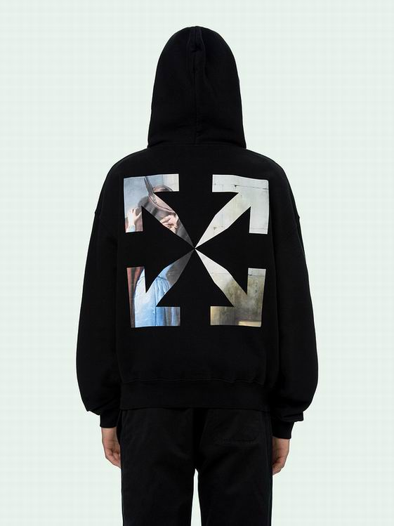 OFF WHITE Men's Hoodies 1209