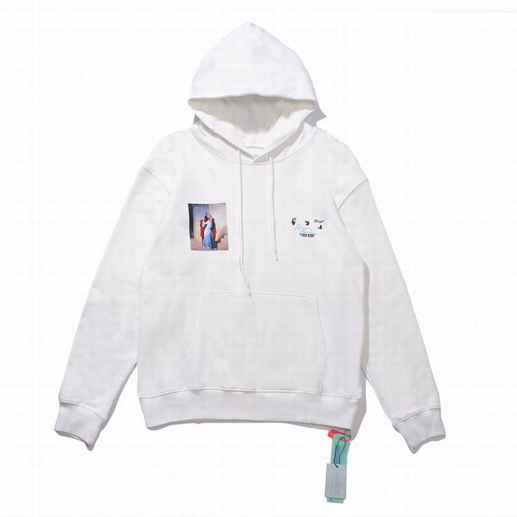 OFF WHITE Men's Hoodies 1210
