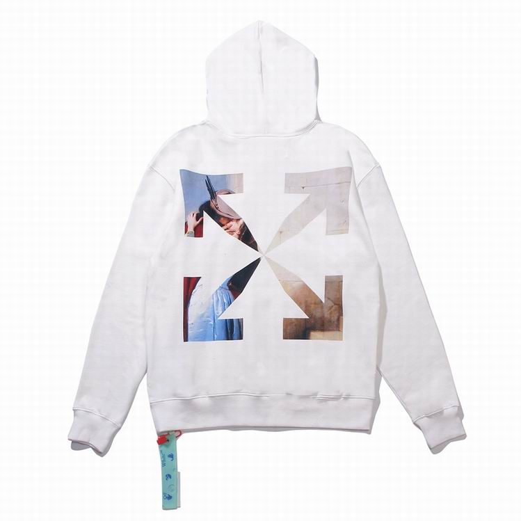 OFF WHITE Men's Hoodies 1211