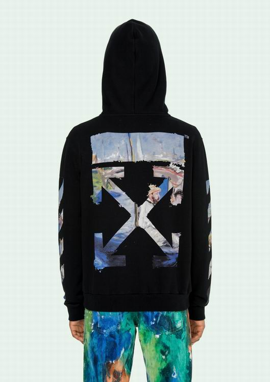 OFF WHITE Men's Hoodies 1215