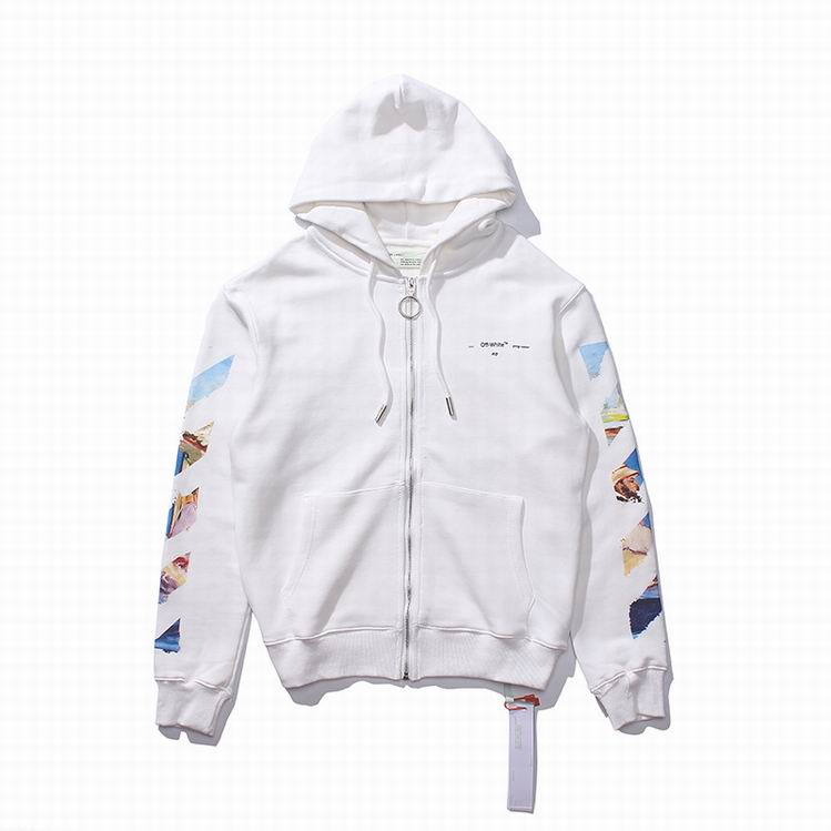 OFF WHITE Men's Hoodies 1216