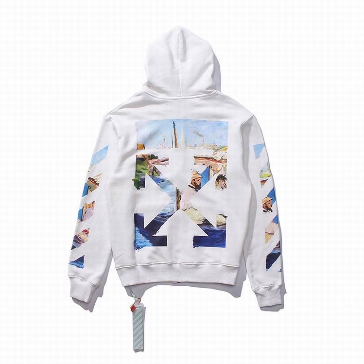 OFF WHITE Men's Hoodies 1217