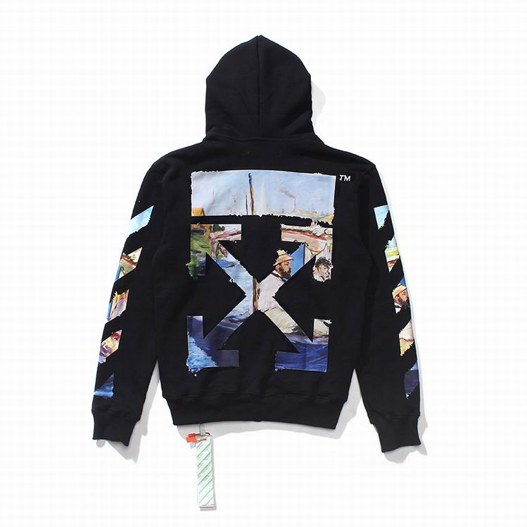 OFF WHITE Men's Hoodies 1219