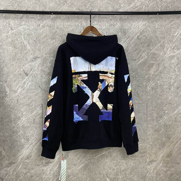 OFF WHITE Men's Hoodies 1221