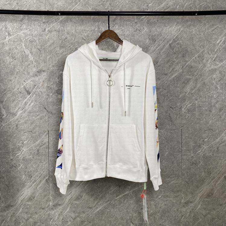 OFF WHITE Men's Hoodies 1222