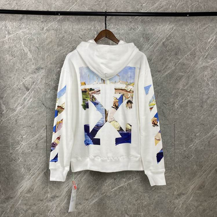 OFF WHITE Men's Hoodies 1223