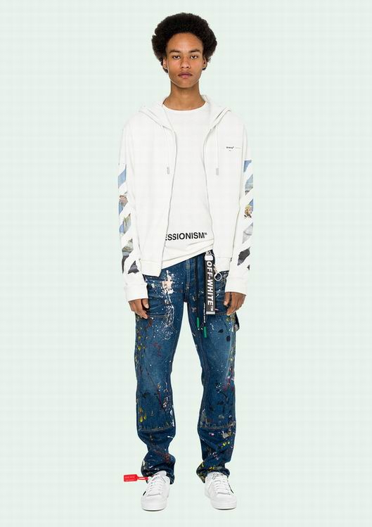 OFF WHITE Men's Hoodies 1224