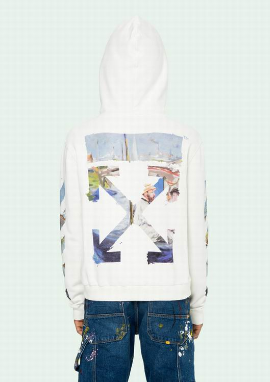 OFF WHITE Men's Hoodies 1225