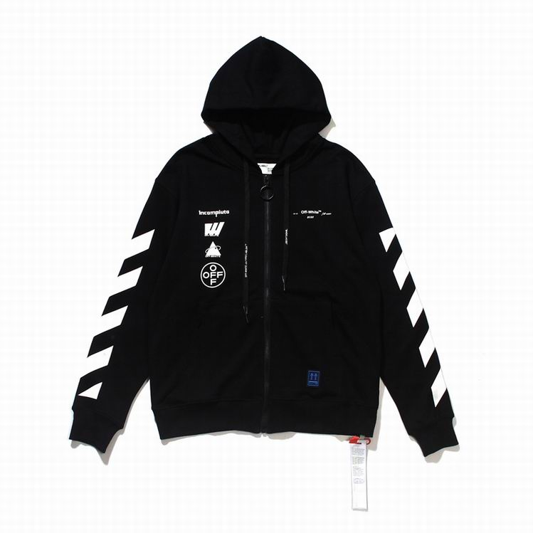OFF WHITE Men's Hoodies 1226
