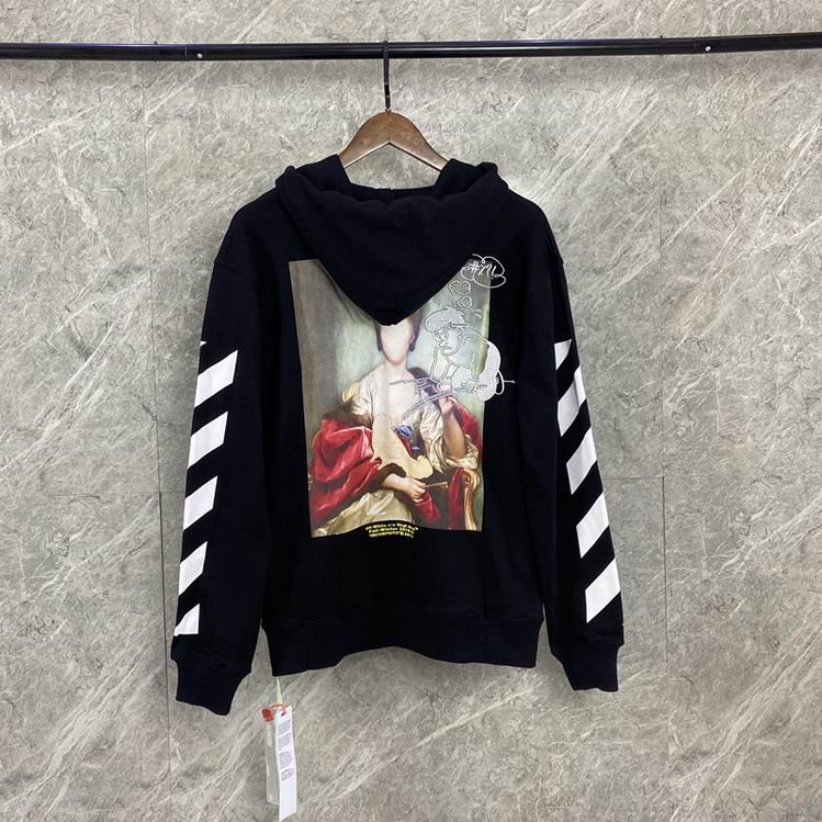 OFF WHITE Men's Hoodies 1229