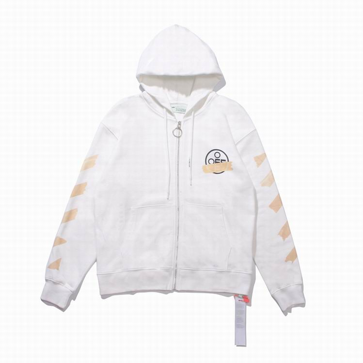 OFF WHITE Men's Hoodies 1235