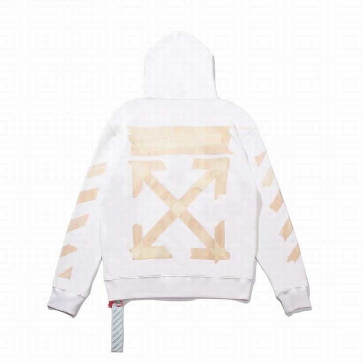 OFF WHITE Men's Hoodies 1237