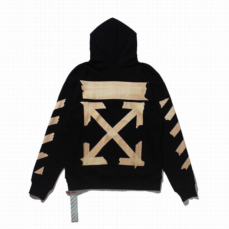 OFF WHITE Men's Hoodies 1239