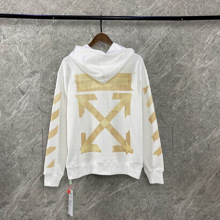 OFF WHITE Men's Hoodies 1241