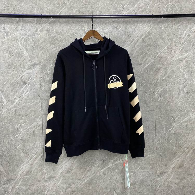 OFF WHITE Men's Hoodies 1242