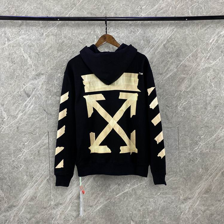 OFF WHITE Men's Hoodies 1243
