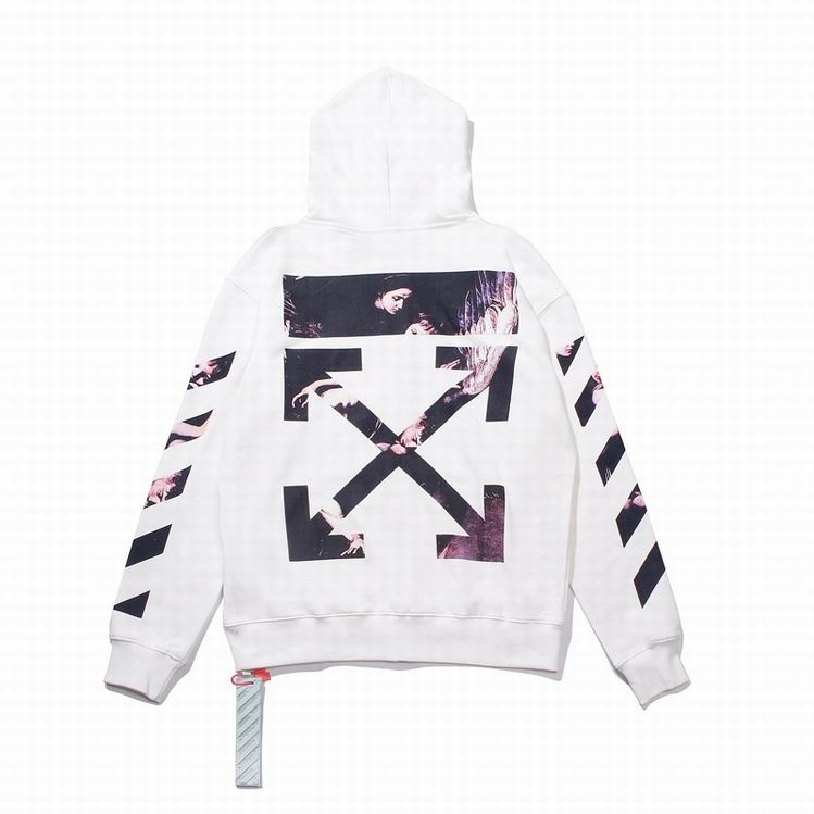 OFF WHITE Men's Hoodies 1245
