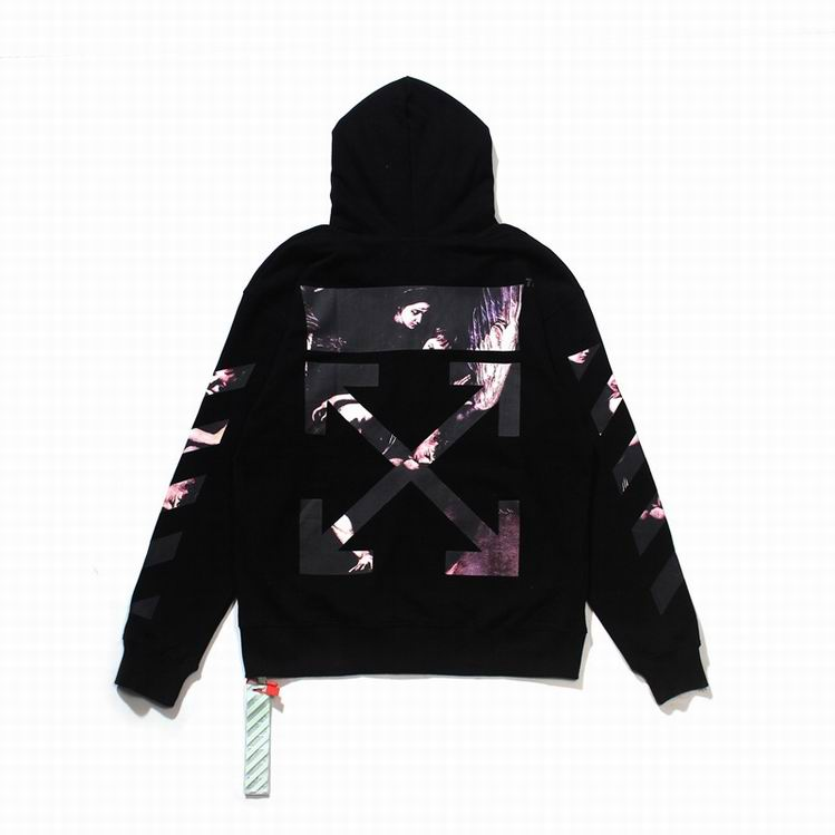 OFF WHITE Men's Hoodies 1247