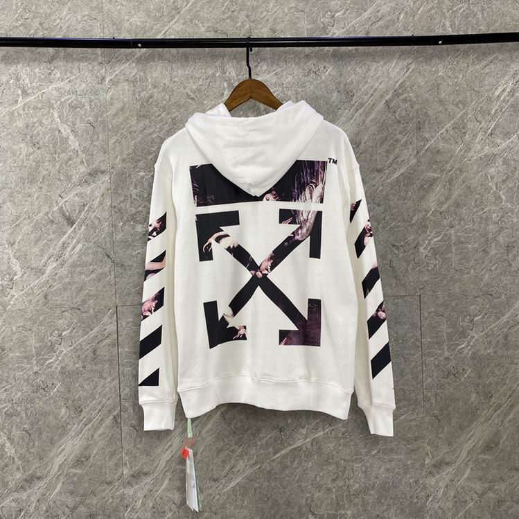 OFF WHITE Men's Hoodies 1249