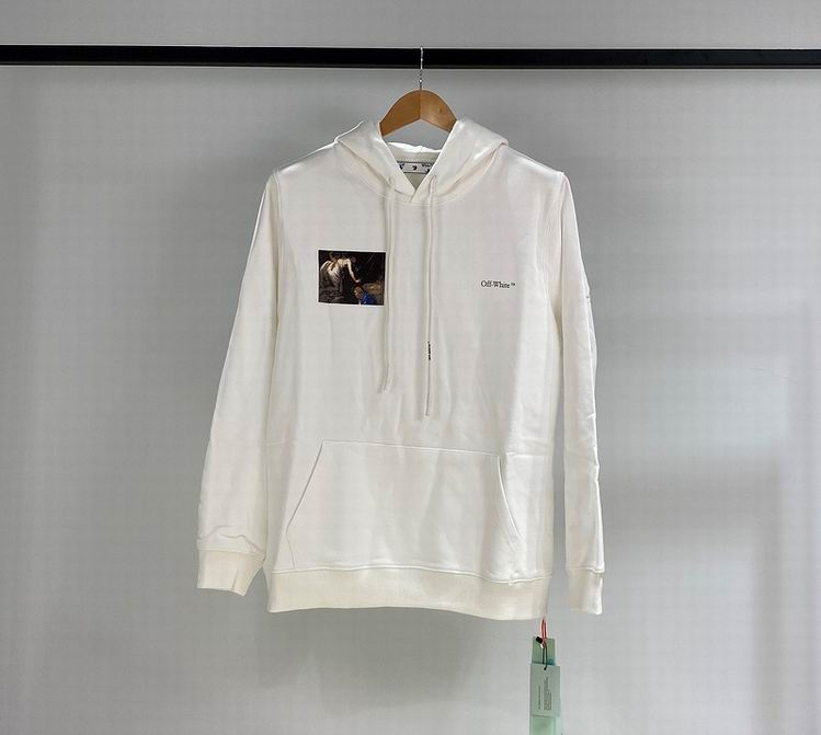 OFF WHITE Men's Hoodies 1252