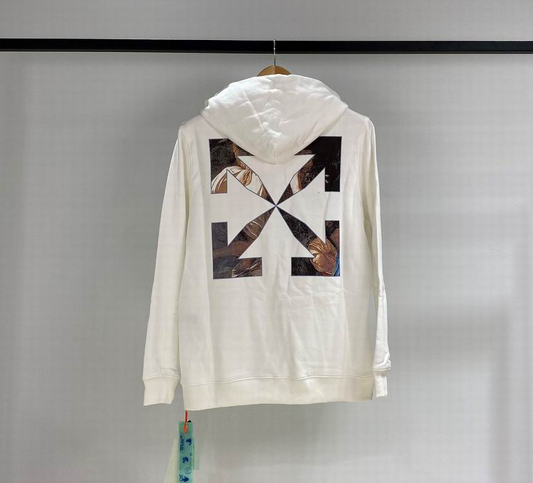 OFF WHITE Men's Hoodies 1253