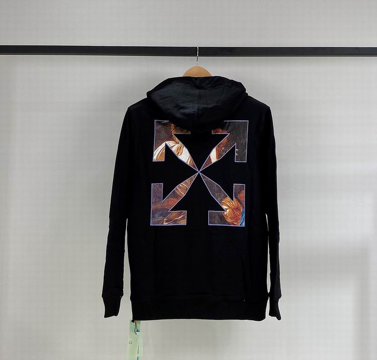 OFF WHITE Men's Hoodies 1254